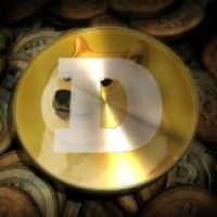 Dogecoin on Bitcoins