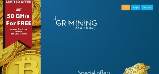 GR Miner Cloud Services