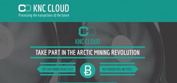 KnCMiner Cloud Serivces
