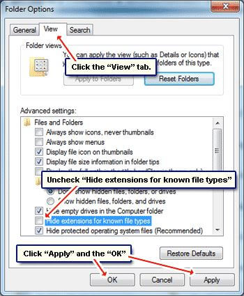 get-file-extensions-windows-7